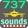 737 sounds Icon